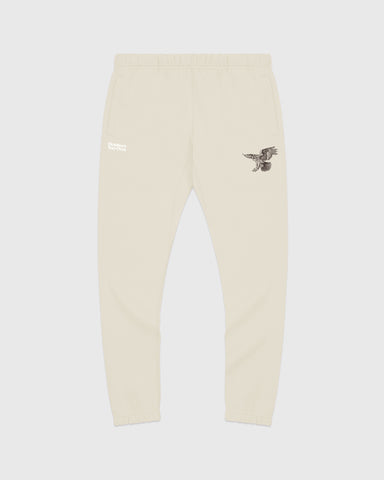 BIRD OF PREY SWEATPANT - SAND