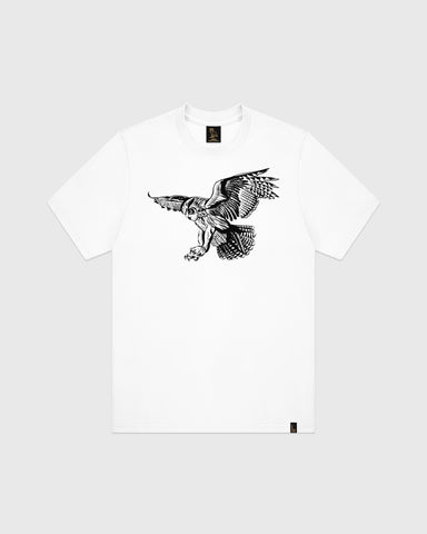 BIRD OF PREY T-SHIRT - WHITE
