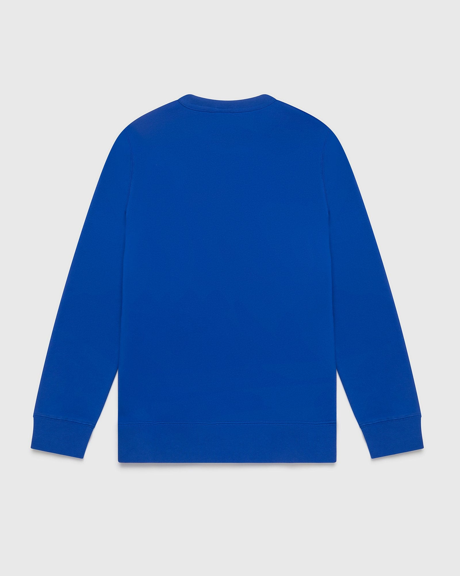 OVO COLLEGIATE CREWNECK - ROYAL BLUE IMAGE #2