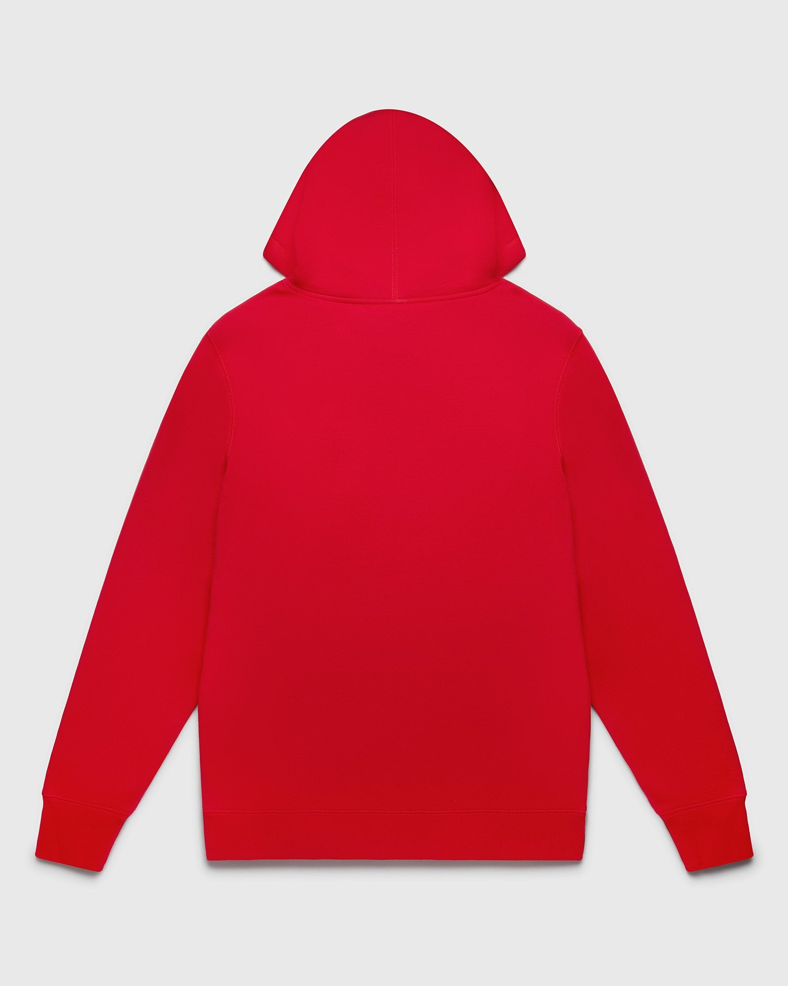 OVO COLLEGIATE HOODIE - RED IMAGE #2