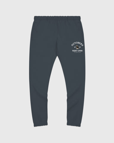 COLLEGIATE ARCH SWEATPANT - STEELE BLUE