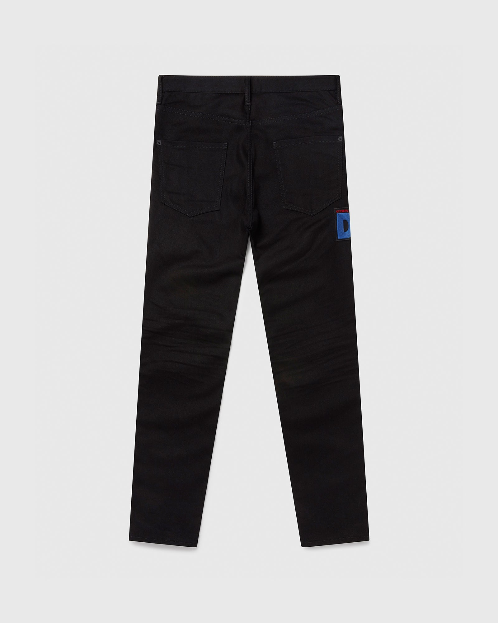 OVO X D2 COOL GUY JEANS - BLACK IMAGE #2