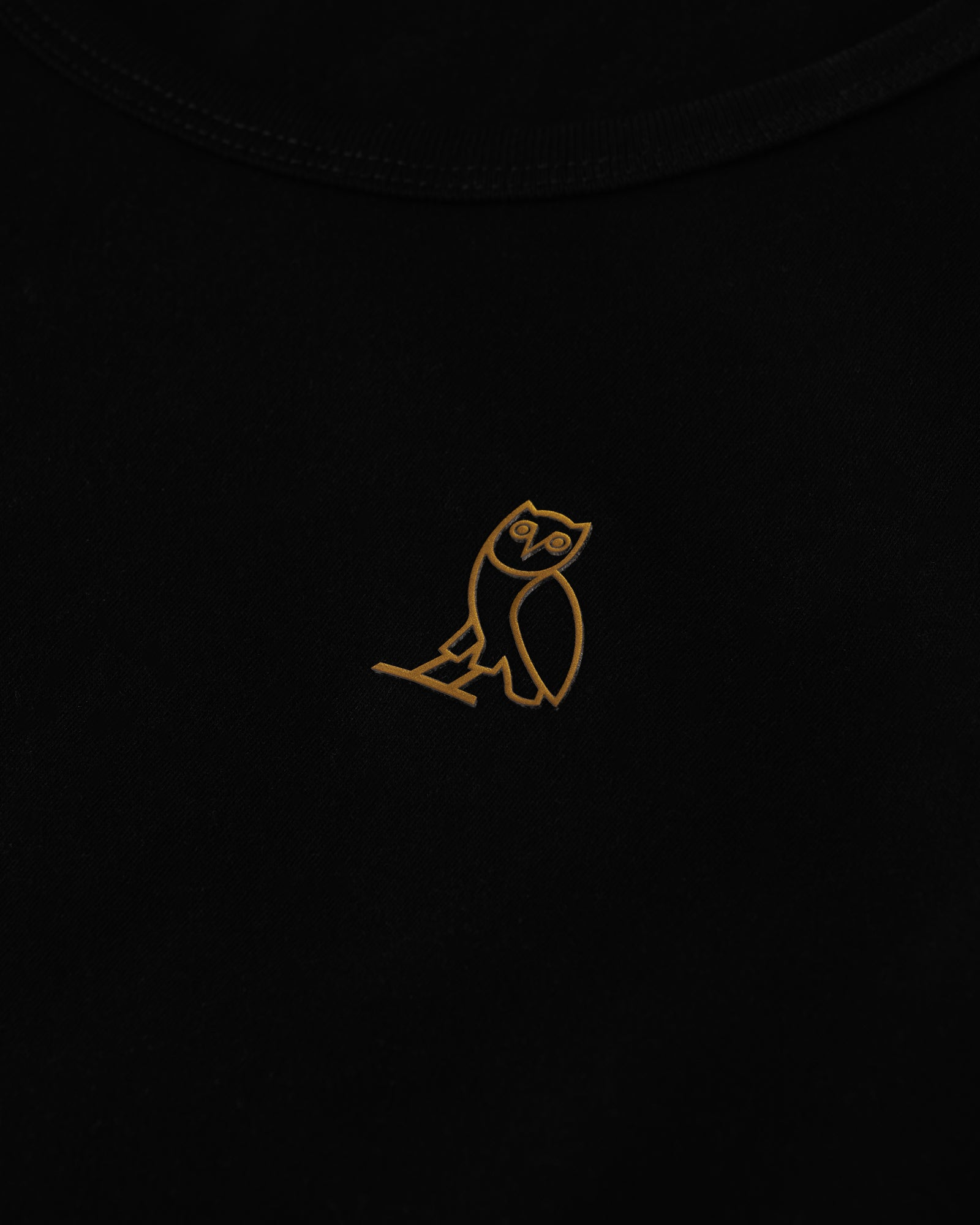 OVO ESSENTIALS TANK TOP - BLACK IMAGE #2