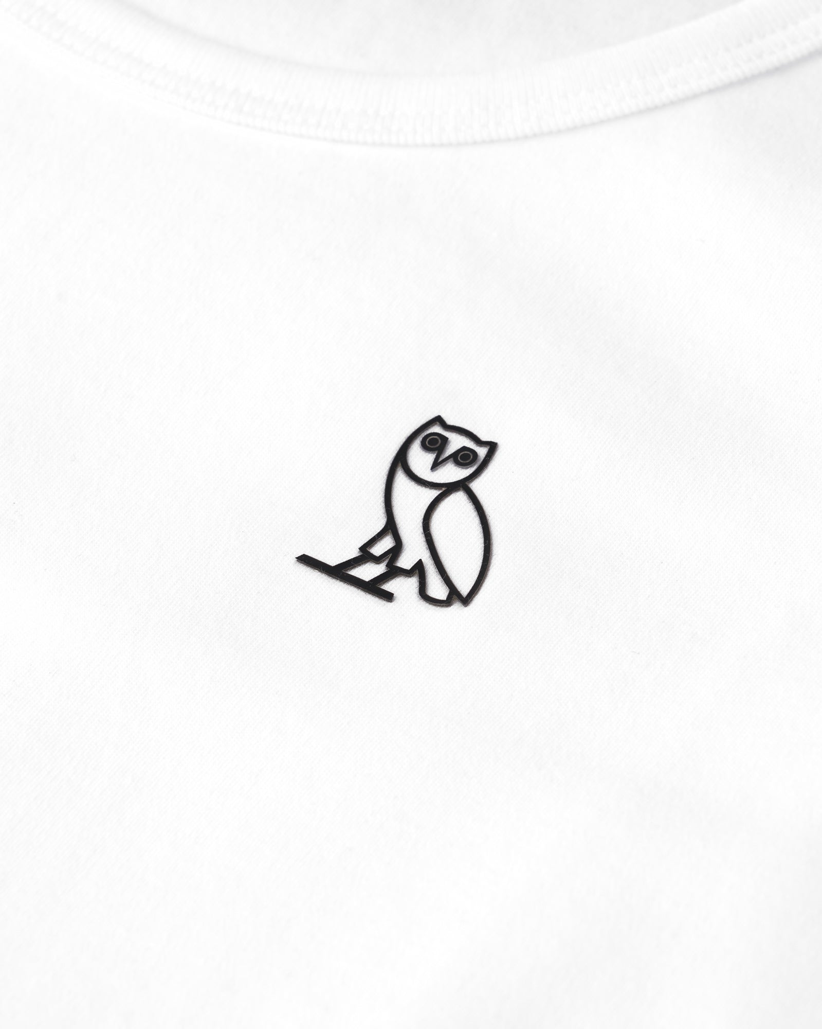 OVO ESSENTIALS TANK TOP - WHITE IMAGE #2