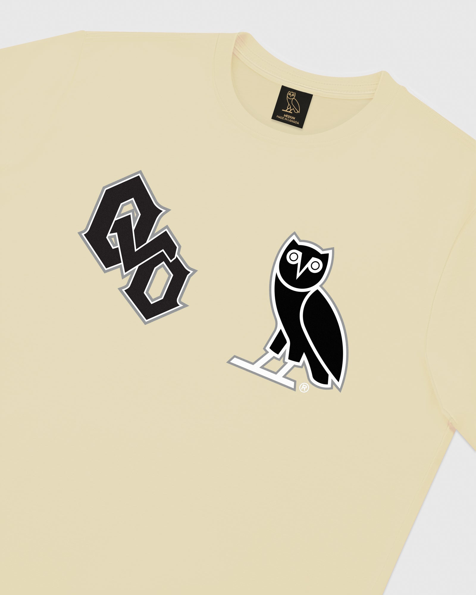HOME RUN T-SHIRT - CREAM IMAGE #4