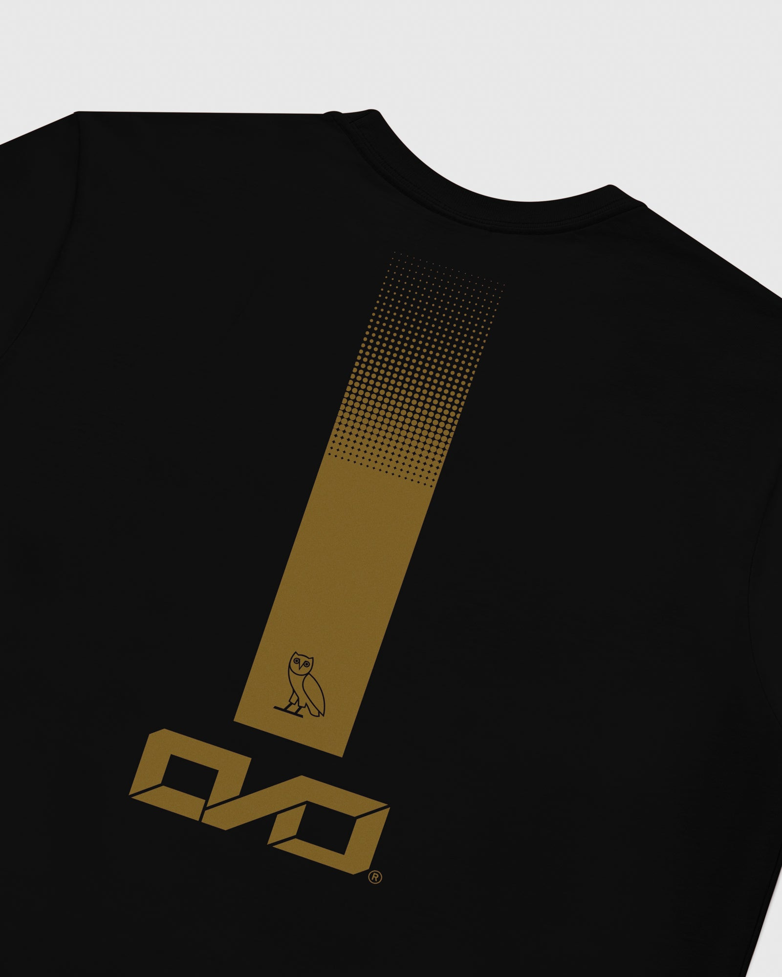 OVO INDUSTRIES LONGSLEEVE T-SHIRT - BLACK IMAGE #6
