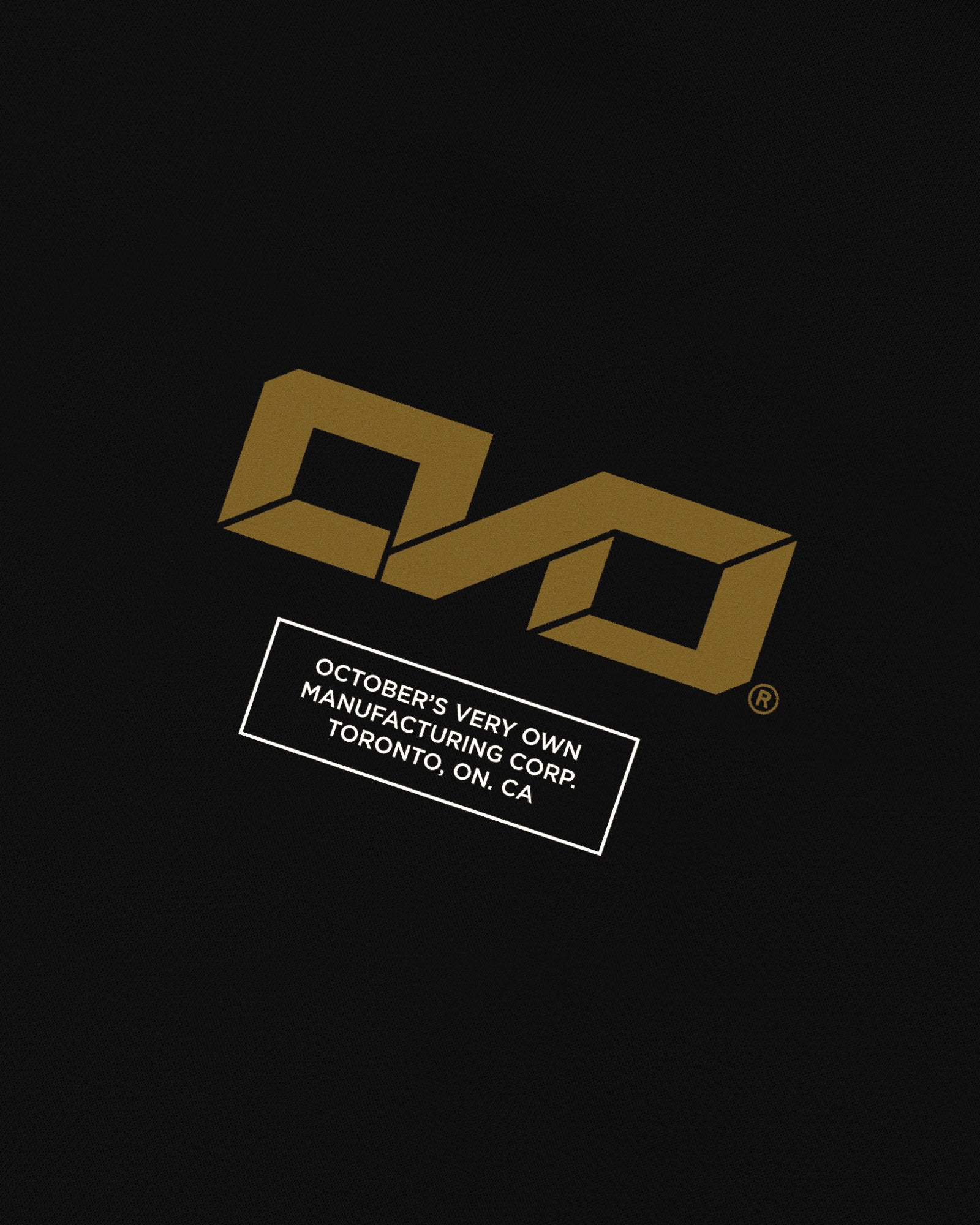 OVO INDUSTRIES LONGSLEEVE T-SHIRT - BLACK IMAGE #4