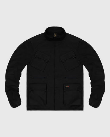 OVO INTERNATIONAL JACKET - BLACK