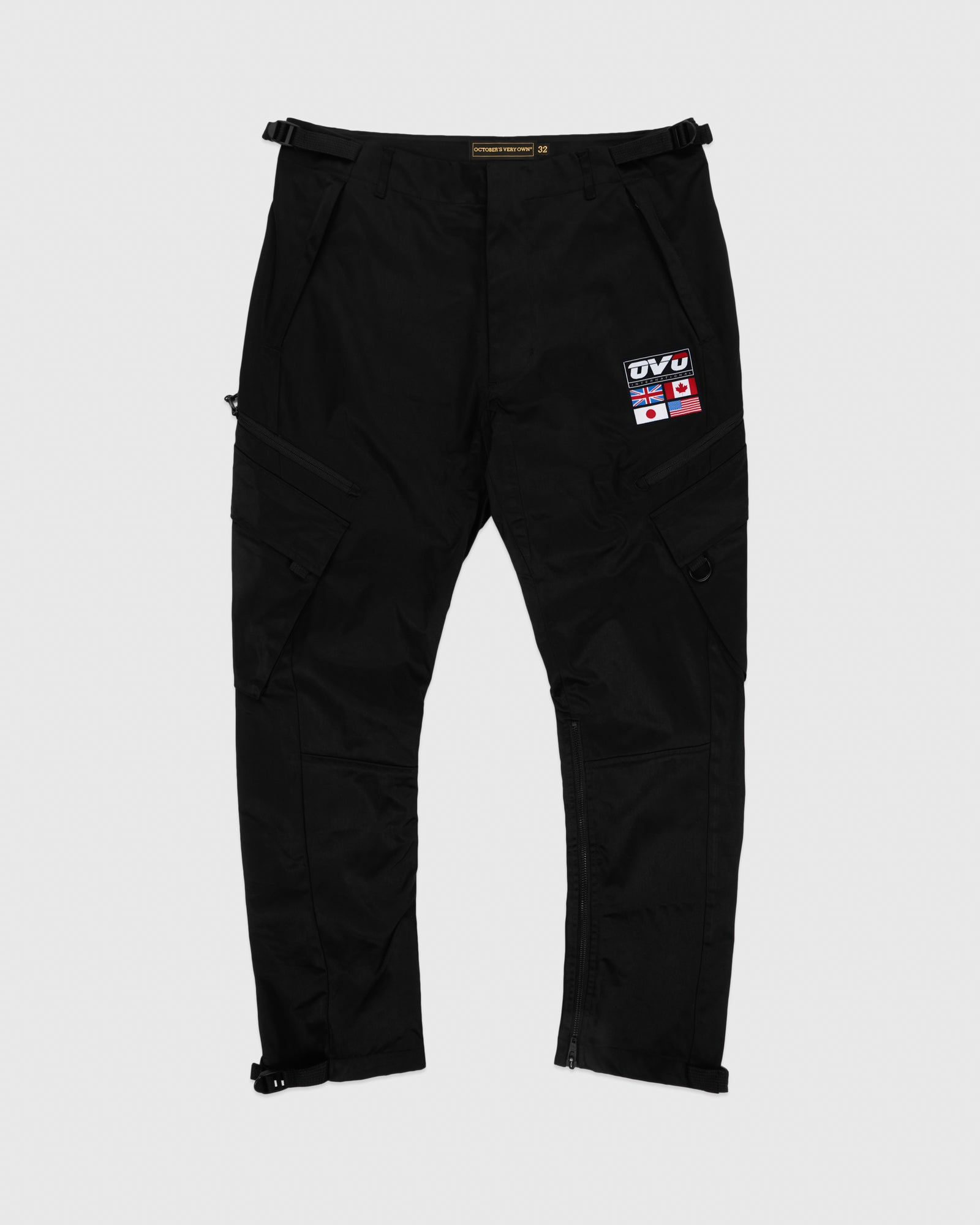 OVO INTERNATIONAL PANT - BLACK IMAGE #1