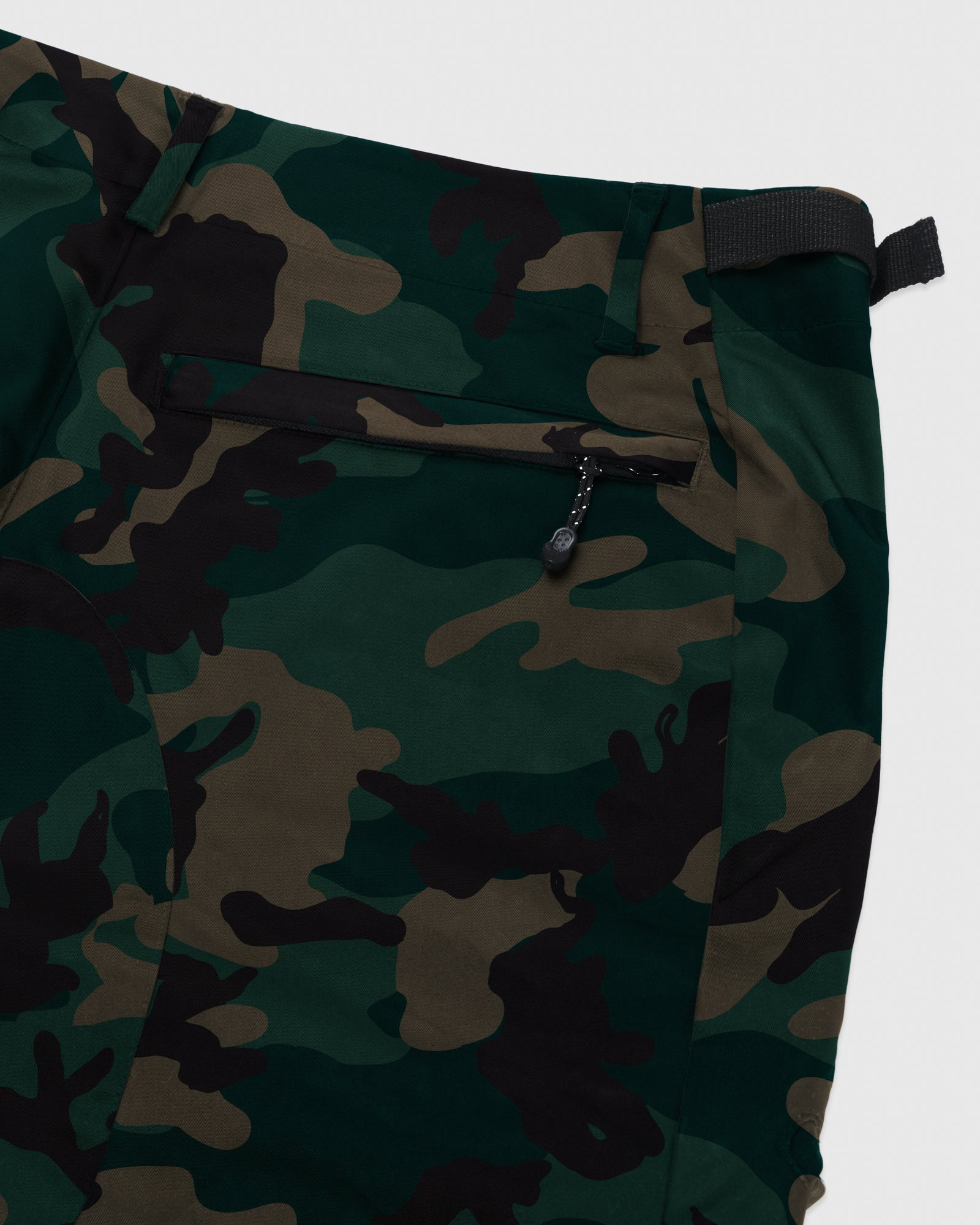 OVO INTERNATIONAL PANT - CAMO GREEN IMAGE #5