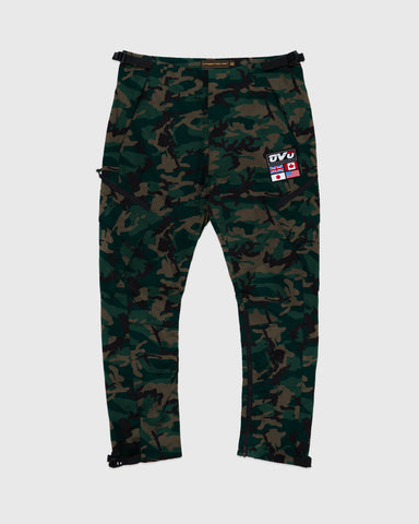 OVO INTERNATIONAL PANT - CAMO GREEN