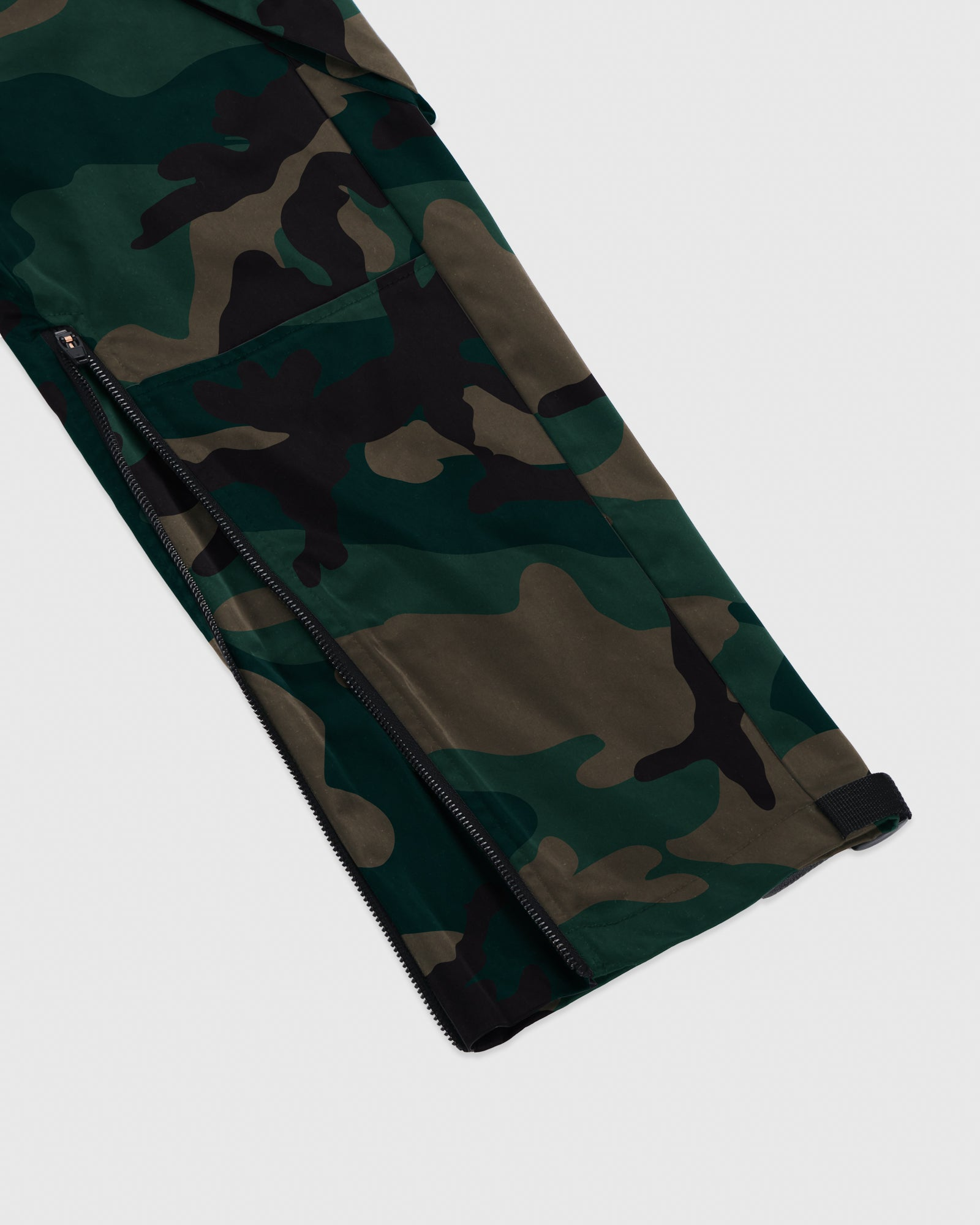 OVO INTERNATIONAL PANT - CAMO GREEN IMAGE #6