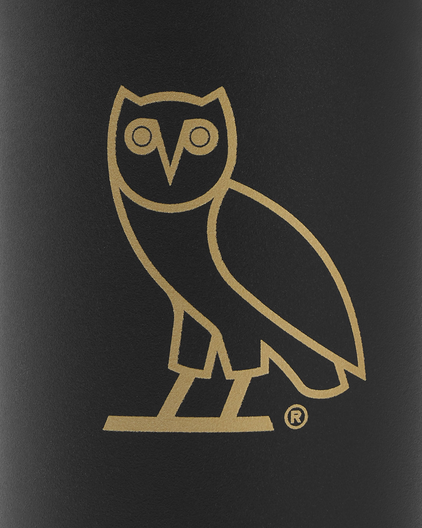OVO x KLEAN KANTEEN OWL WATER BOTTLE - BLACK - SMALL IMAGE #2