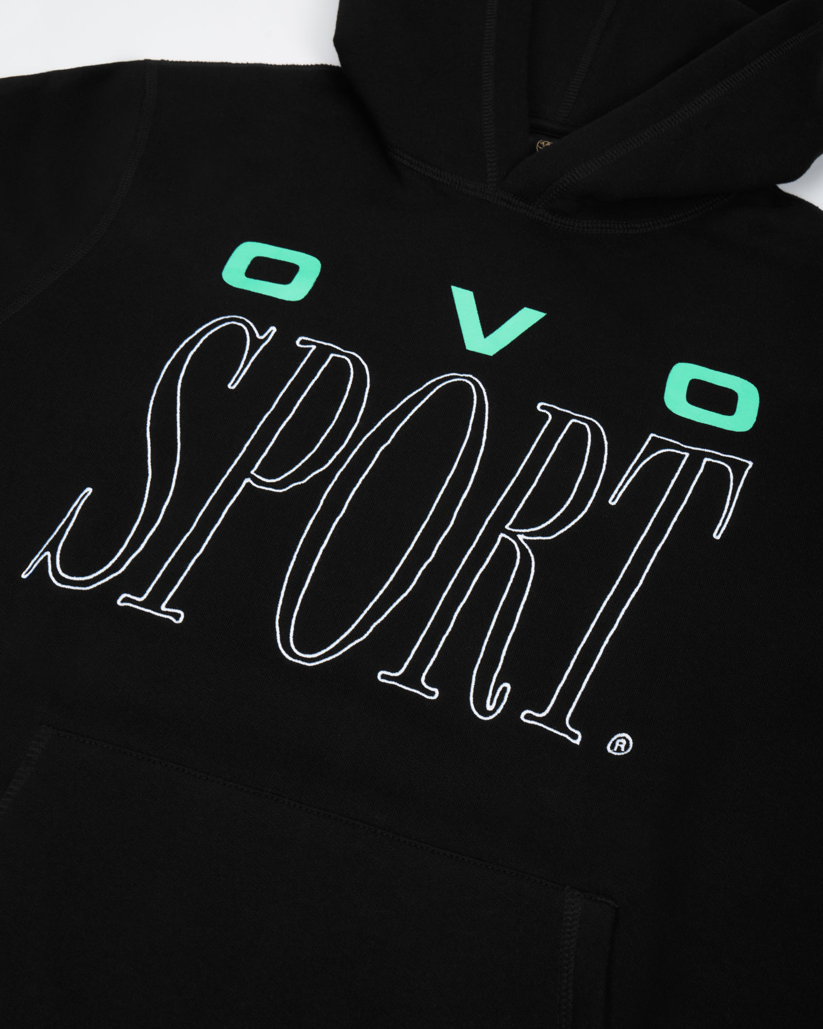 CROSS COUNTRY HOODIE - BLACK IMAGE #3