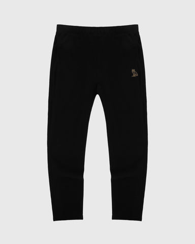 MICROFLEECE PANT - BLACK