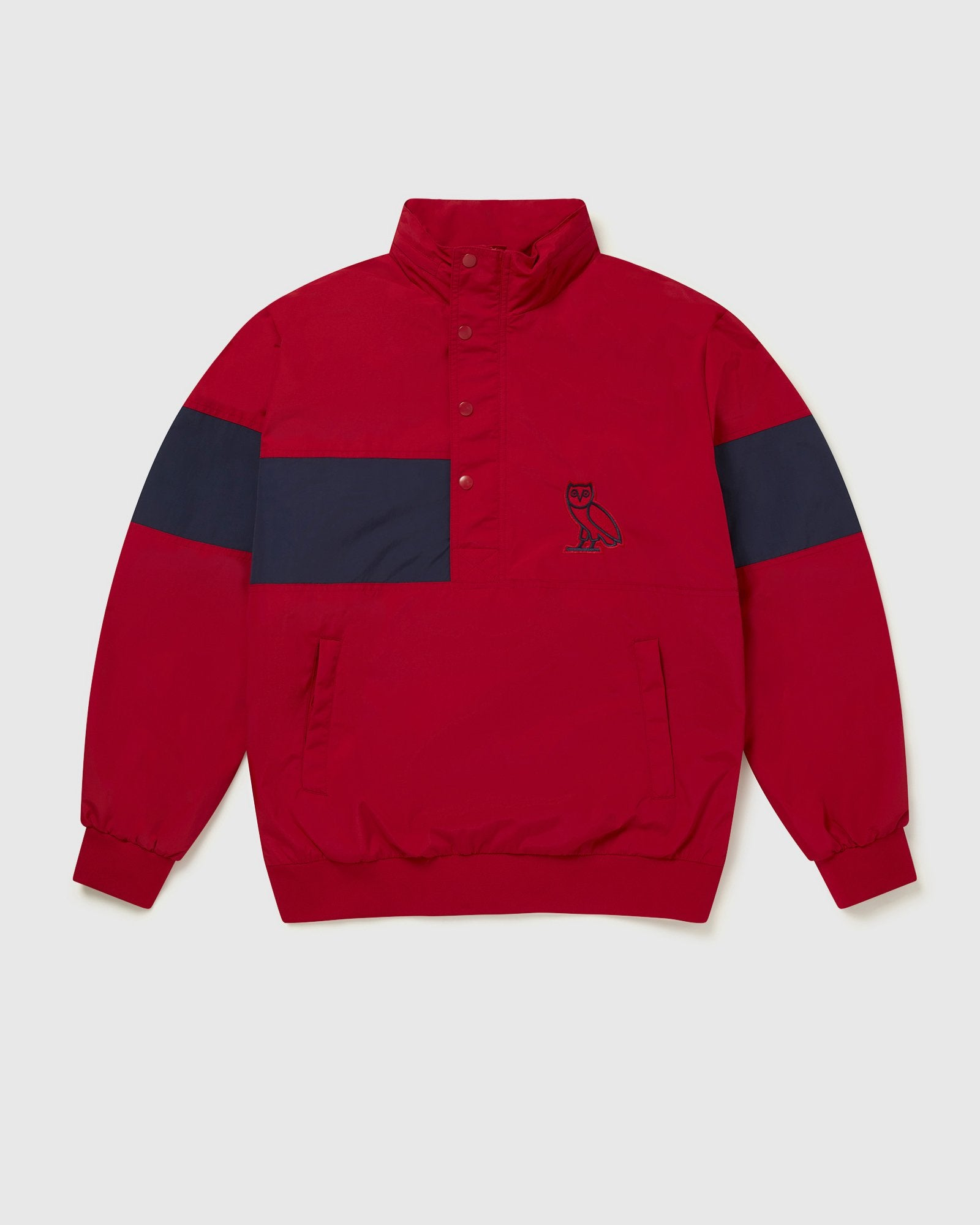 OVO NAUTICAL JACKET - RED IMAGE #1