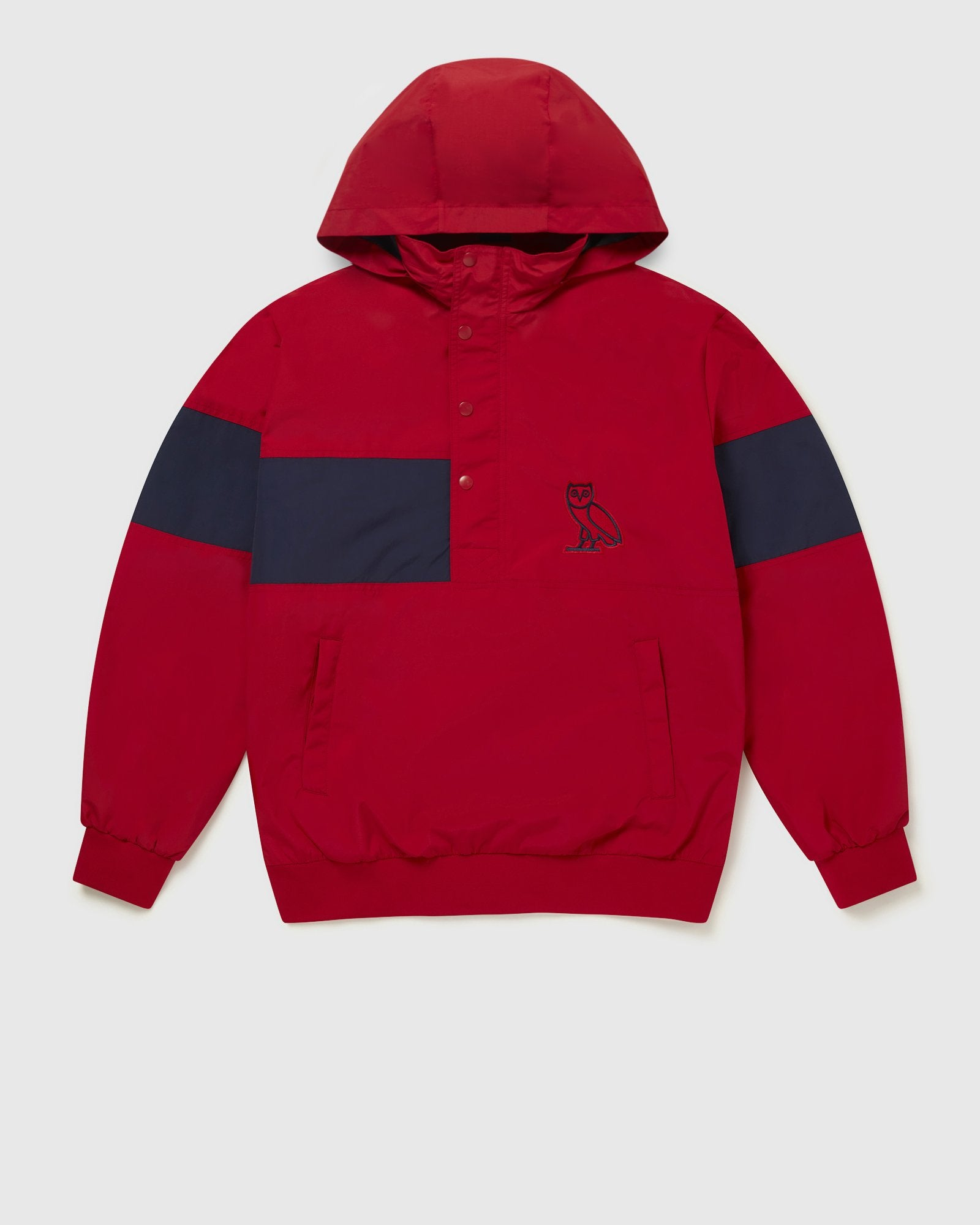 OVO NAUTICAL JACKET - RED IMAGE #3