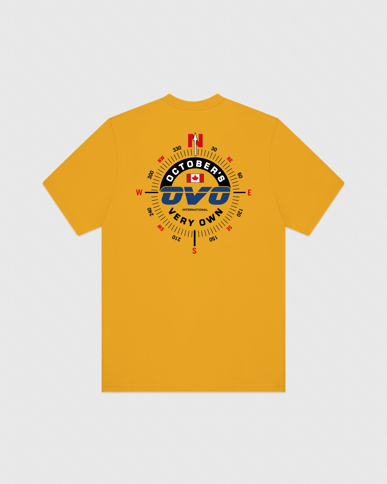 NAVIGATOR T-SHIRT - AUTUMN YELLOW IMAGE #5