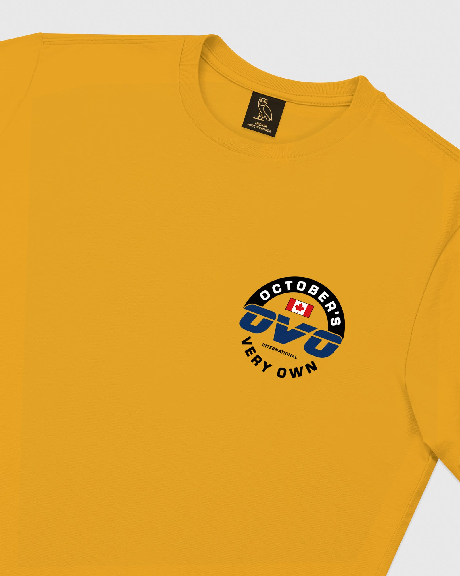 NAVIGATOR T-SHIRT - AUTUMN YELLOW IMAGE #4