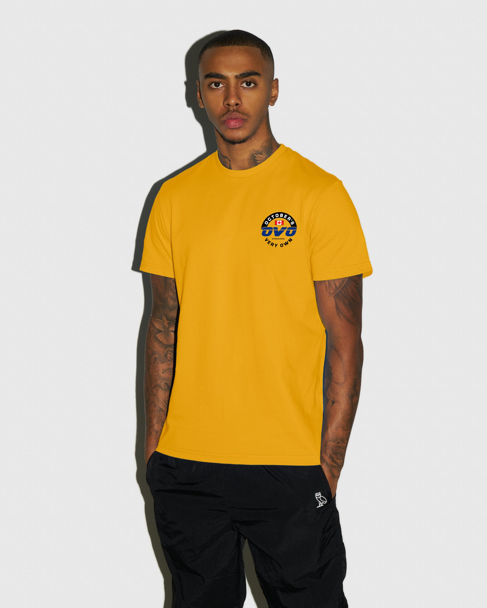 NAVIGATOR T-SHIRT - AUTUMN YELLOW IMAGE #2