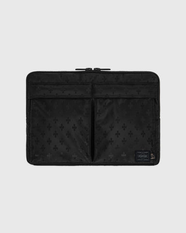 OVO X PORTER LAPTOP CASE - BLACK