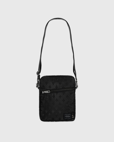 OVO X PORTER SHOULDER BAG - BLACK