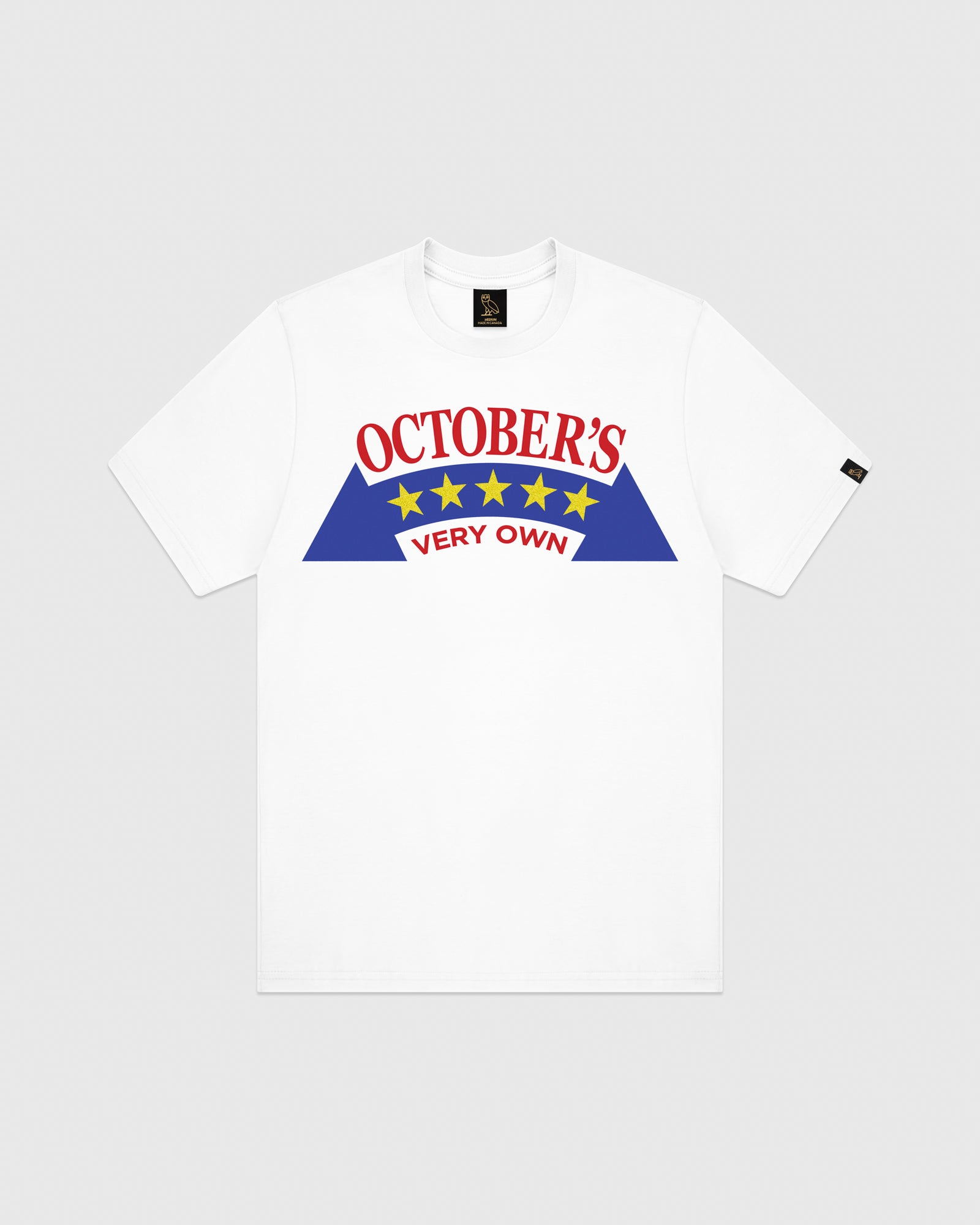 RALLY T-SHIRT - WHITE IMAGE #1