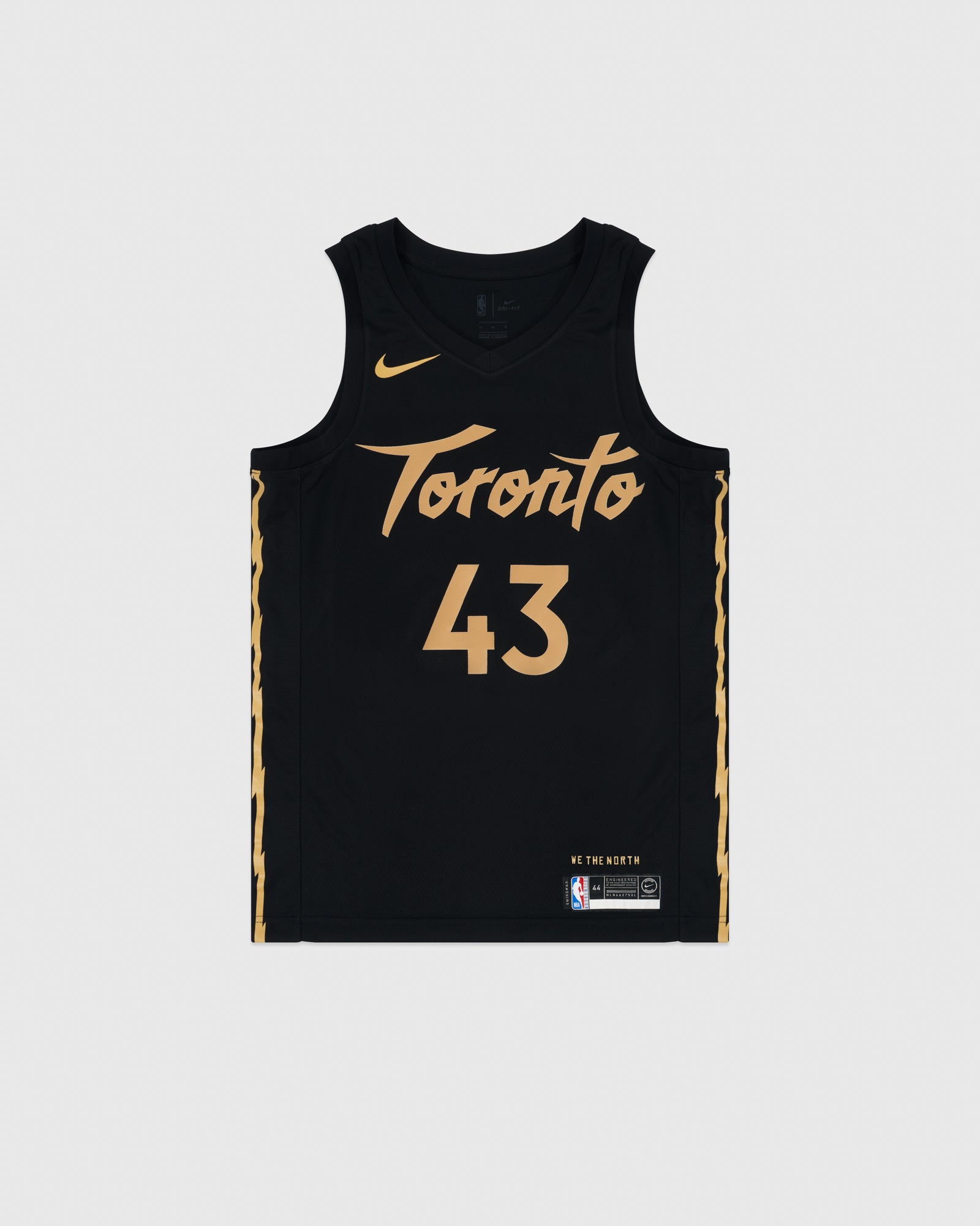 RAPTORS CITY EDITION SWINGMAN JERSEY — PASCAL SIAKAM IMAGE #1