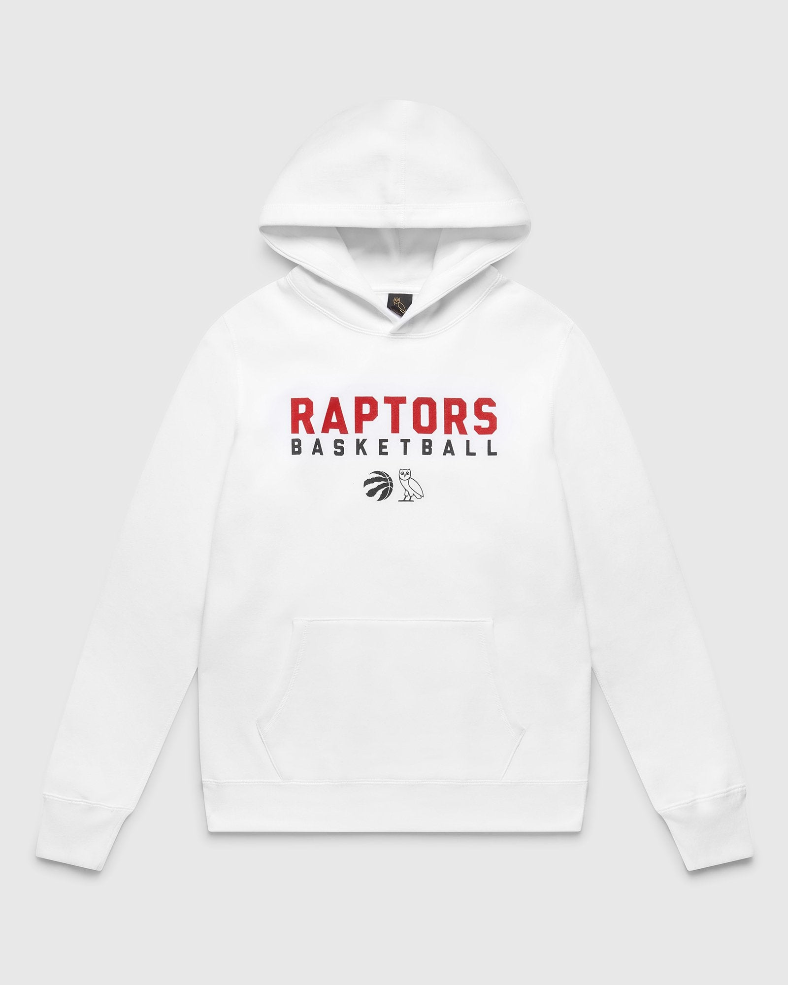 PRE-GAME HOODIE - WHITE IMAGE #1