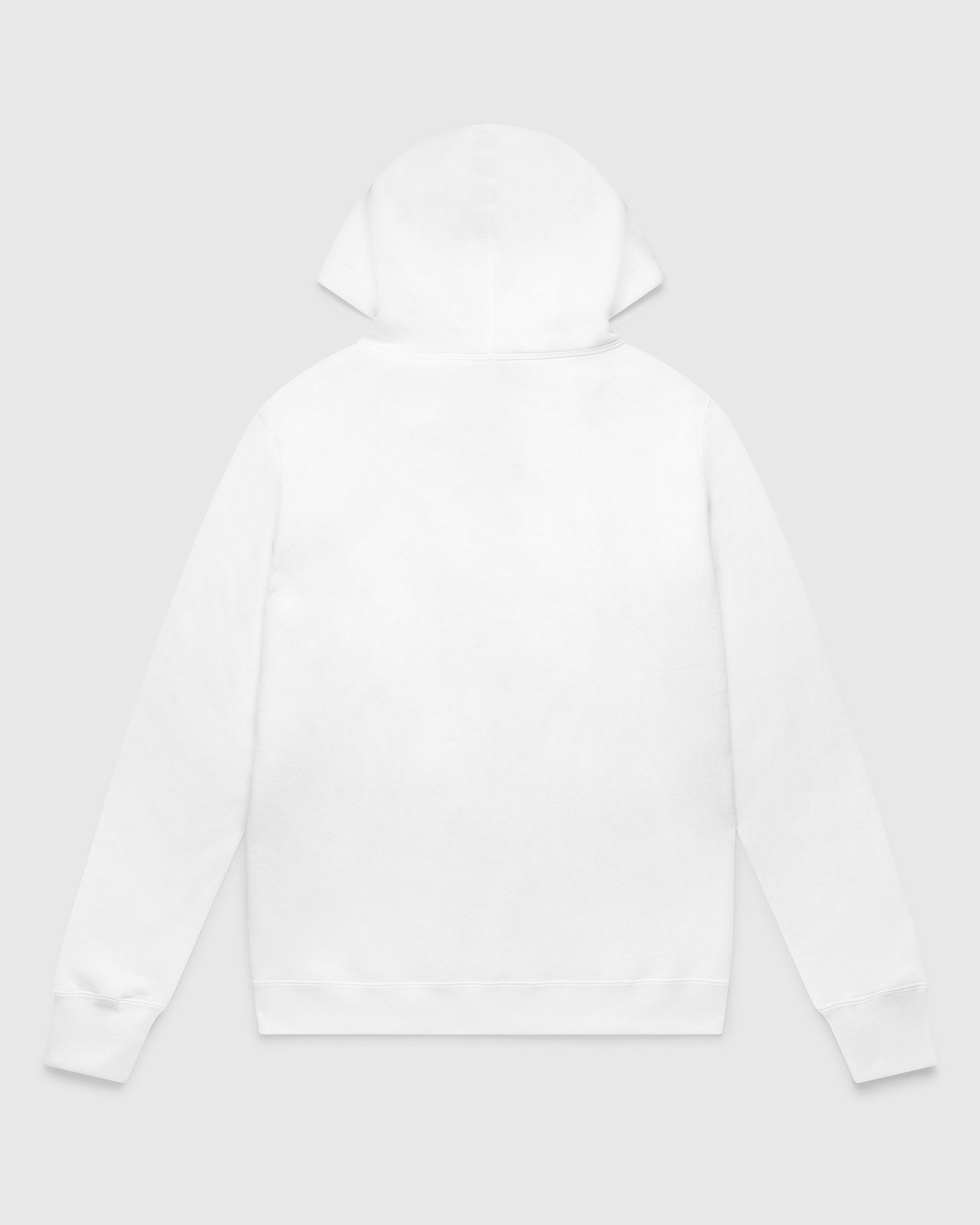 PRE-GAME HOODIE - WHITE IMAGE #2