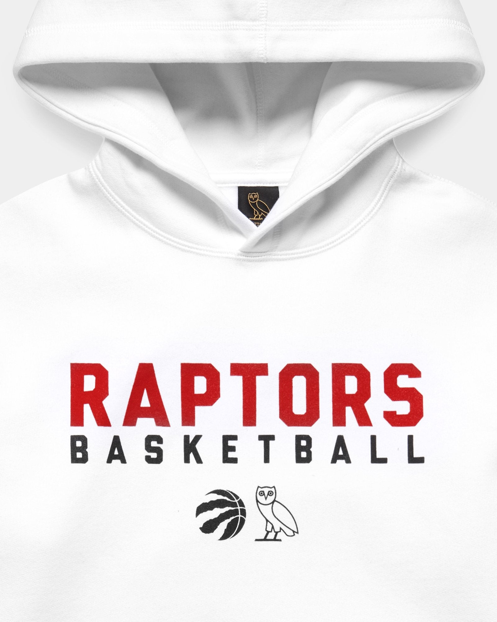 PRE-GAME HOODIE - WHITE IMAGE #3