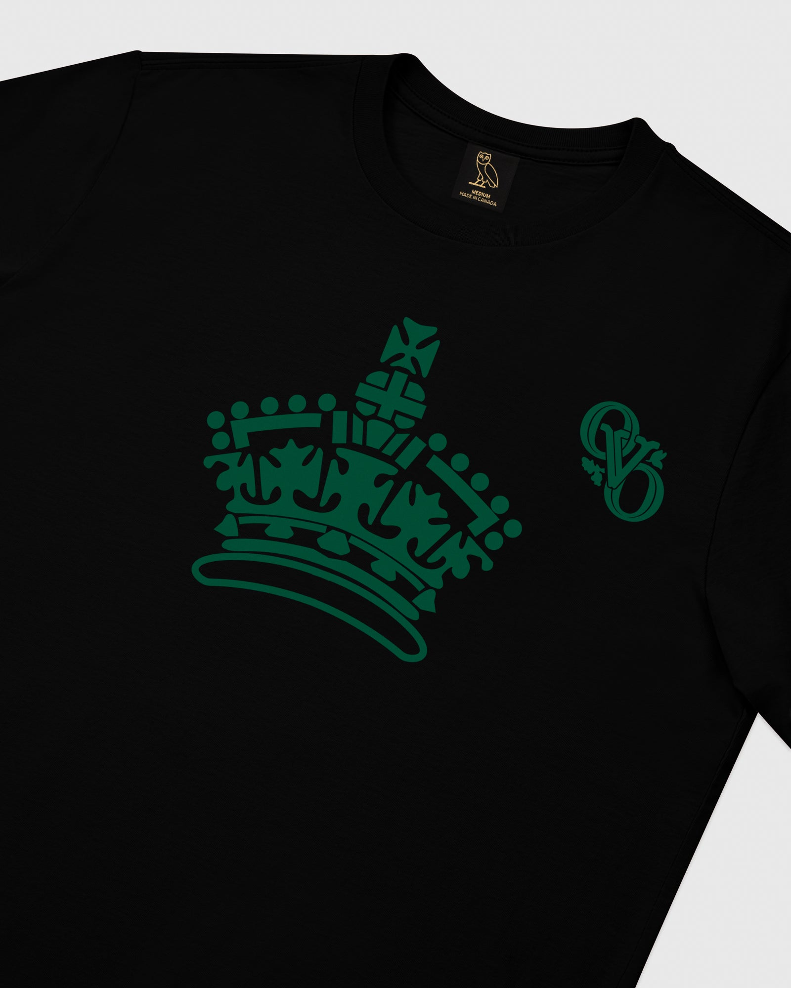 ROYAL LONGSLEEVE T-SHIRT - BLACK IMAGE #3