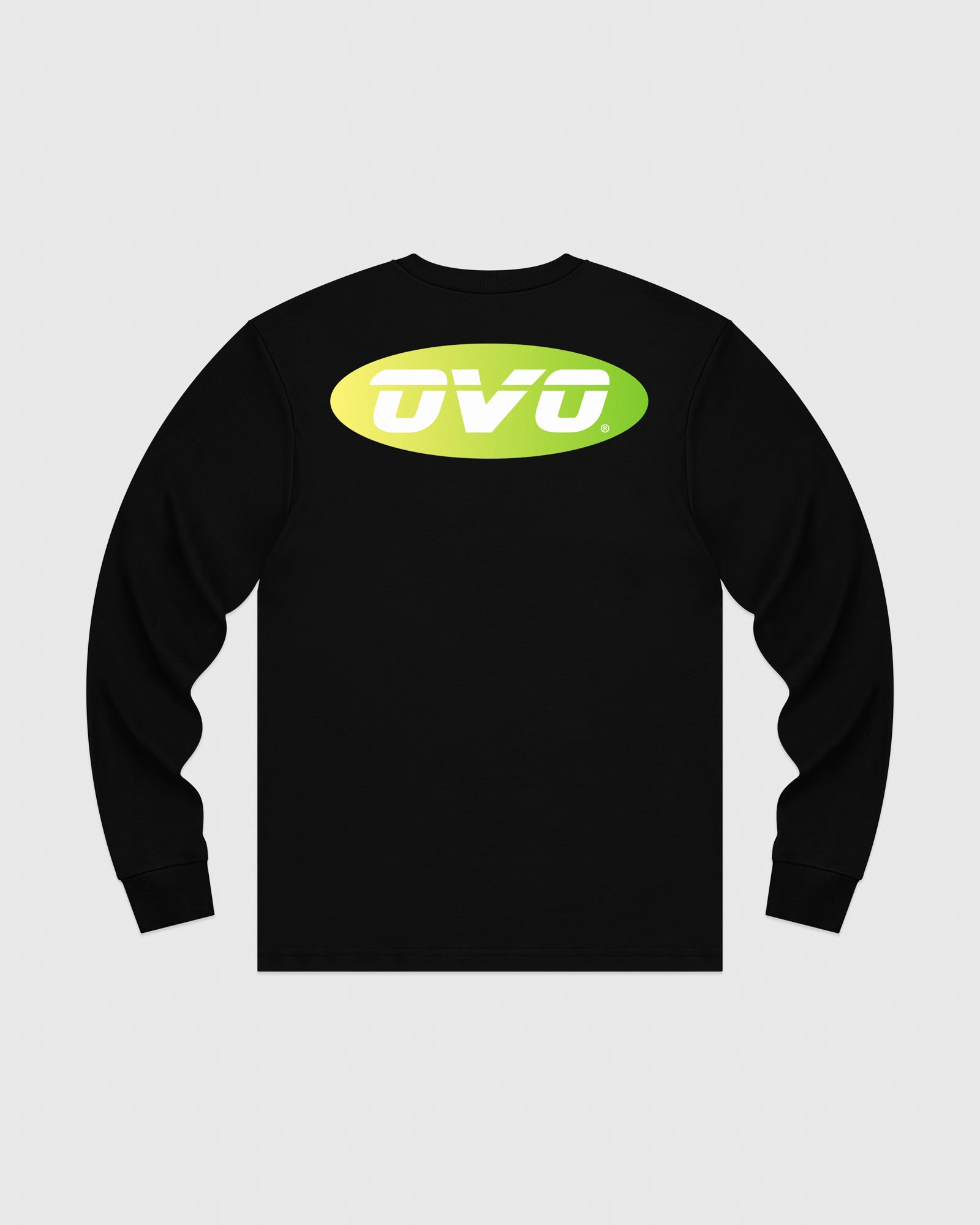 SUNSET RUNNER LONGSLEEVE T-SHIRT - BLACK IMAGE #5