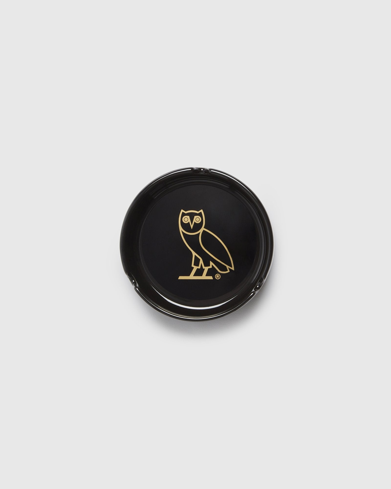 OWL ASHTRAY - BLACK IMAGE #1