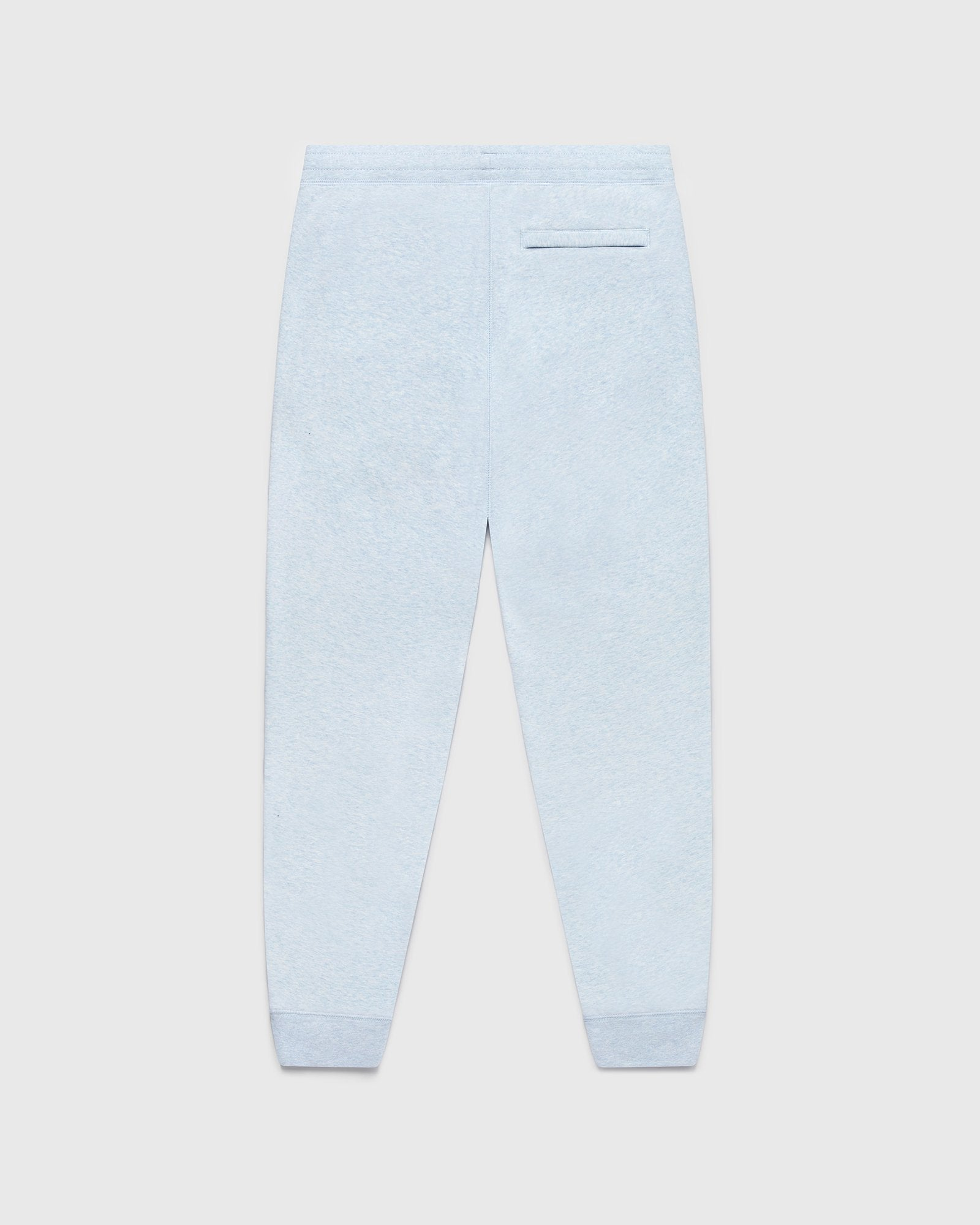 OWL PLUSH SWEATPANT - SKY BLUE IMAGE #2