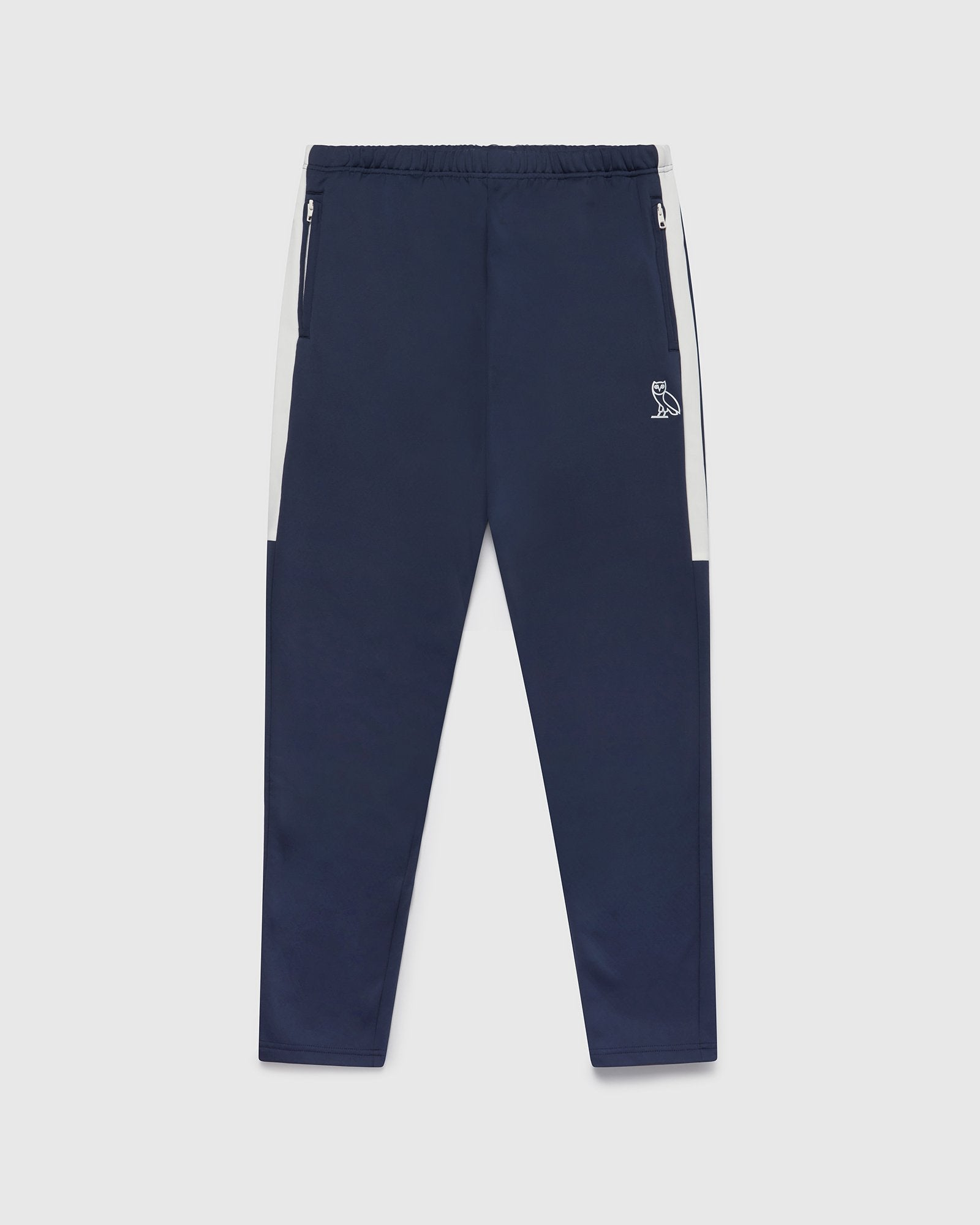 OVO HEAVYWEIGHT INSULATED TRACK PANT - NAVY IMAGE #1