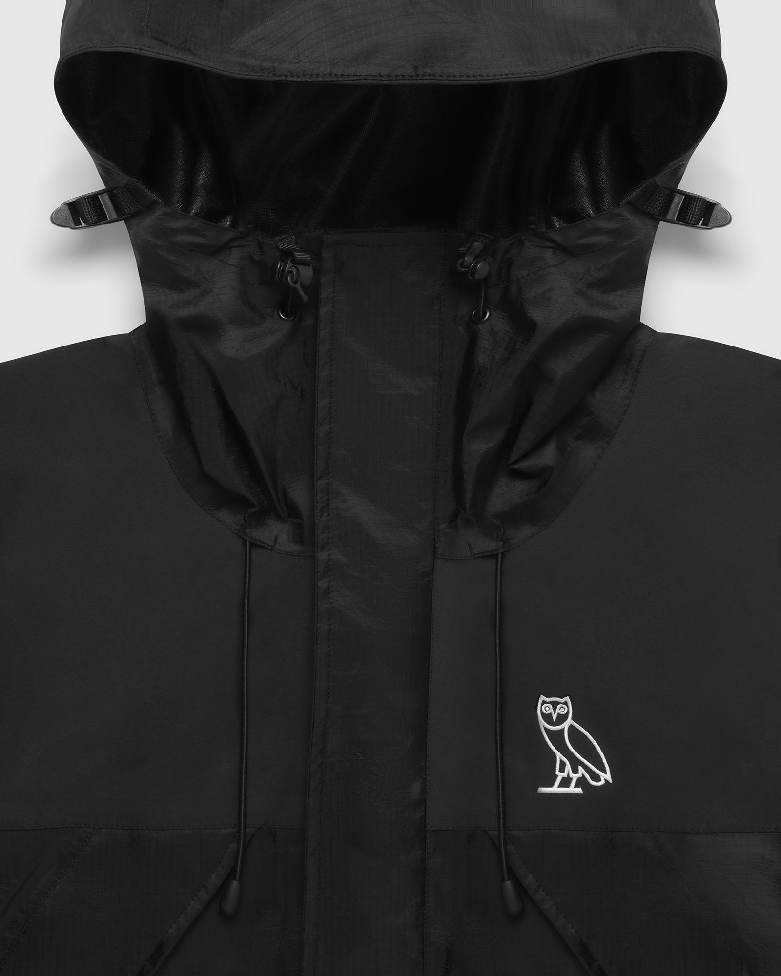OVO TECHNICAL SHELL - BLACK IMAGE #3