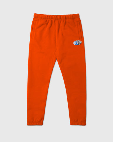 UNIVERSAL RUNNER SWEATPANT - CARROT