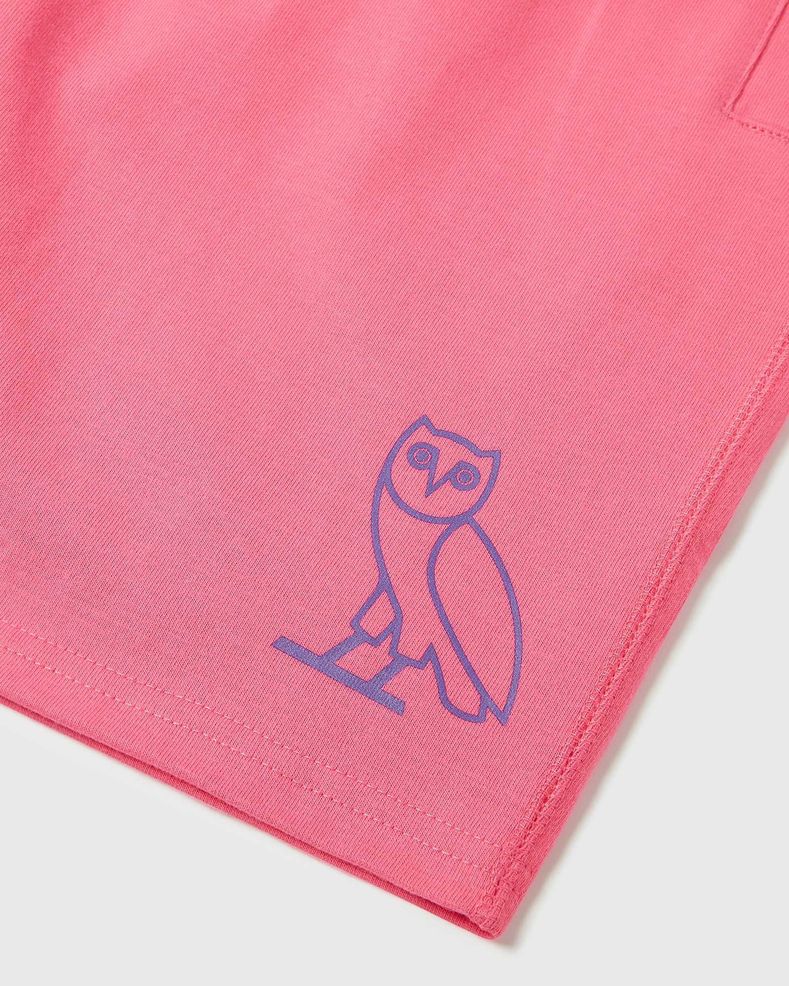 UV OWL SHORT - DEEP PINK IMAGE #3