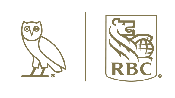 OVO and RBC Logo