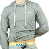 Edge Underwear Logo Hoodie - Men's Active Wear