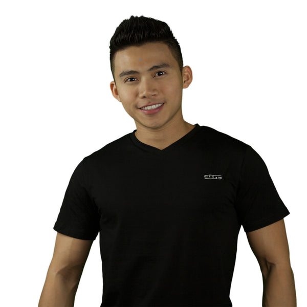 Gay Underwear Model Edge Underwear VNeck Tshirt