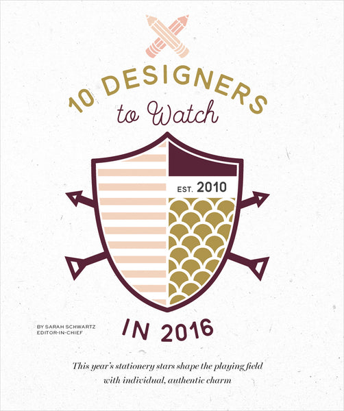10 Designers to Watch in 2016