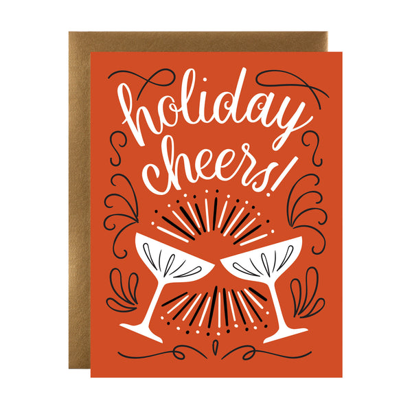 Holiday Cheers Card