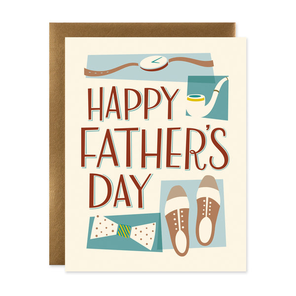 Happy Father's Day - Dapper Card