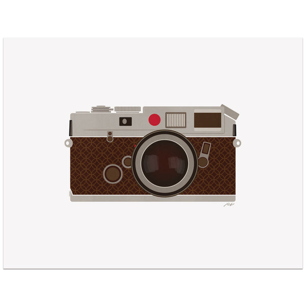 Rangefinder Camera - Rings