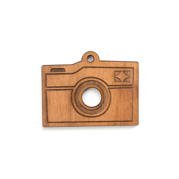 35mm Camera Single Ornament