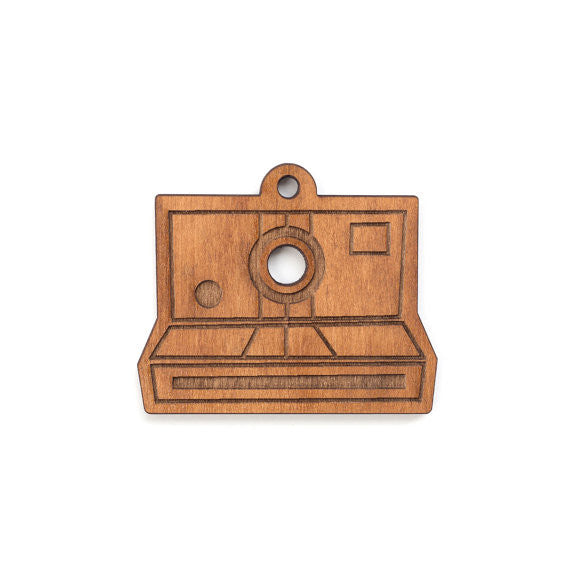 Instant Film Camera Single Ornament