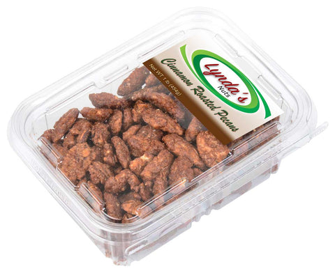 Roasted Cinnamon Pecans, 1 LB of our Craft Show Brand