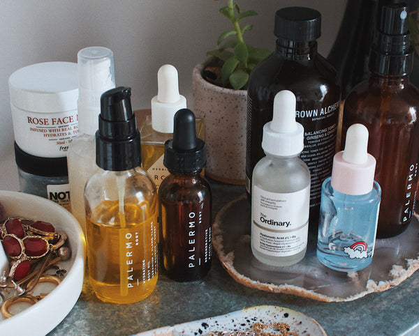 How to Transition Into A Clean Skincare Routine